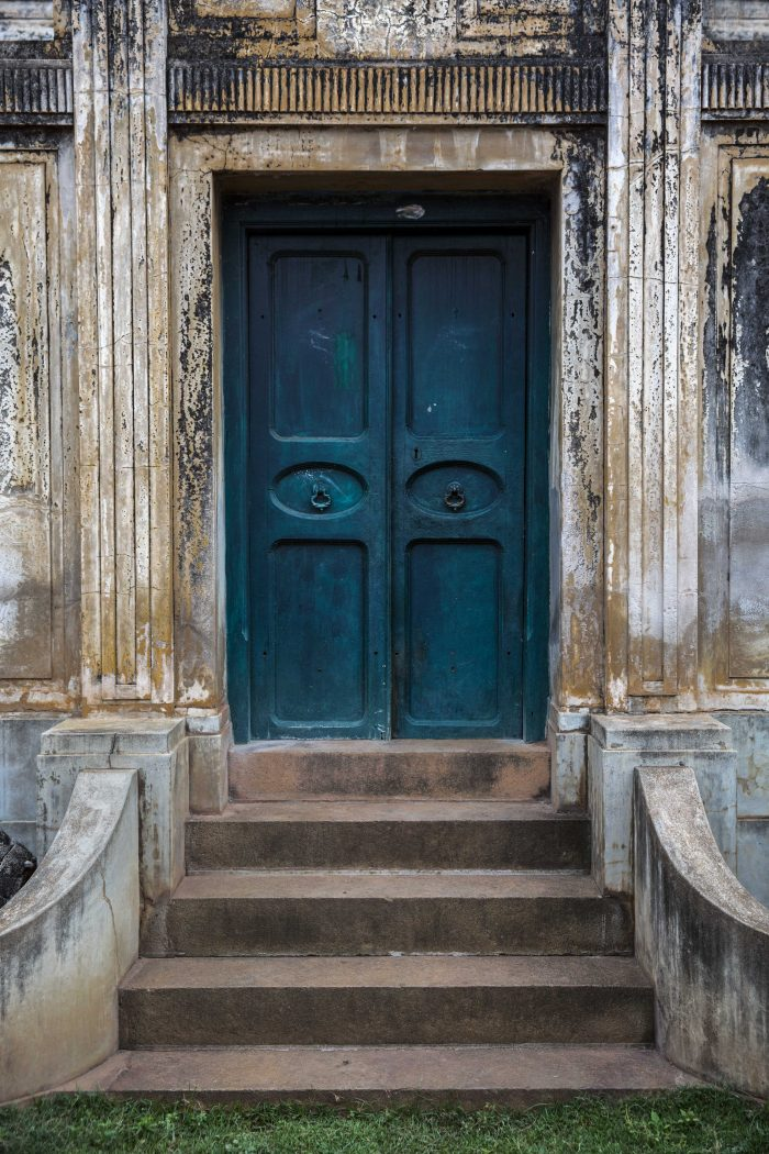 Chettinad Doorway
