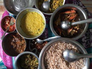Experience Jaffna cuisine in Sri Lanka