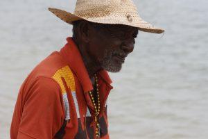 Local fishermen Point Pedro Sri Lanka