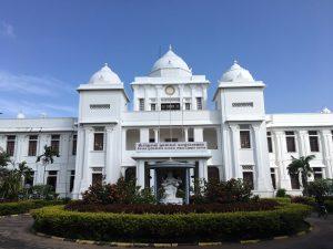 Jaffna Library Sri Lanka